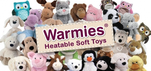 Peluche WARMIES